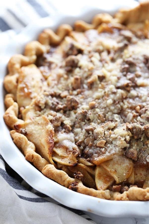 easy apple pie recipe for thanksgiving
