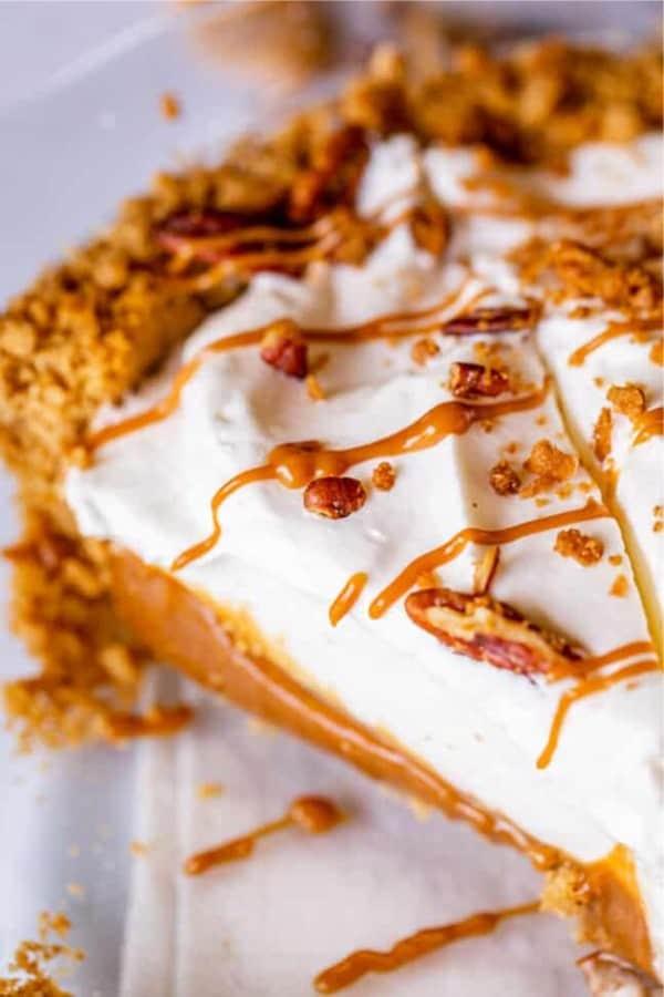 ducle de leche thanksgiving pie recipe