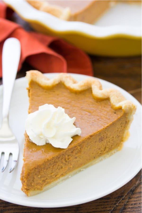 best pumpkin pie recipe for fall