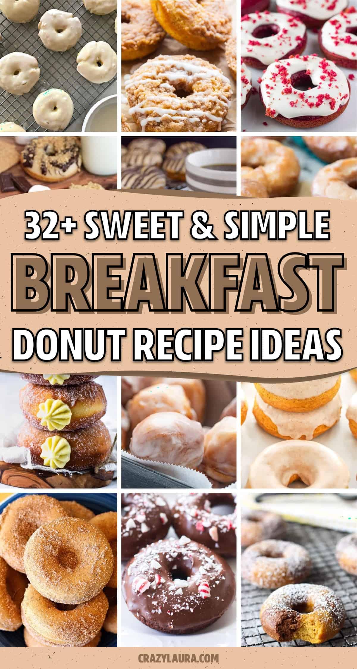 breakfast dessert recipe tutorials